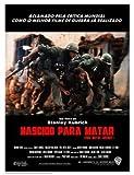 Full Metal Jacket – Brazilian Film Poster Plakat Drucken