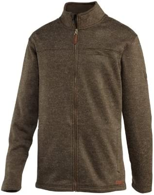 Merrell Men's Montrose Sweater, Cinder, X-Large