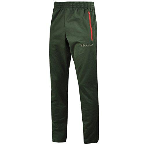 adidas Originals Adventure - Pantalones de chándal para hombre, color verde