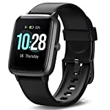 Letsfit Smart Watch, Fitness Tracker with Heart Rate Monitor, Activity Tracker with 1.3' Touch...