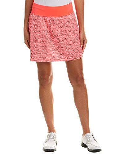 PUMA Golf 2018 Pwrshape Falda de Punto de Lunares para Mujer, Mujer, 574850, Plasma Brillante, XXS