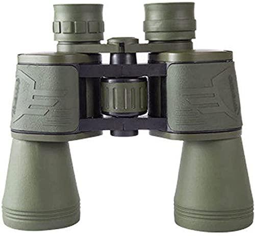 Telescopio para Adultos, prismáticos de 10x42 para Adultos y niños, prismáticos Resistentes al Agua de la Vida compactos con la Noche en Condiciones de Poca luz BAK148 Prism FMC Optics Binoculares t