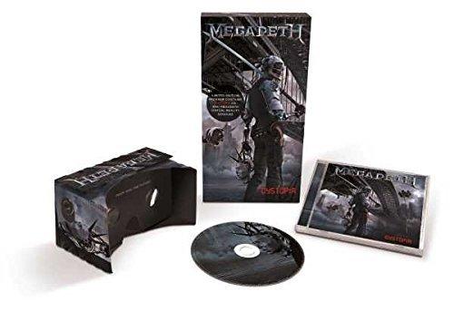Dystopia - Deluxe Fan Package by Megadeth
