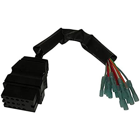 13 Pin Connector W Pigtail Repair Kit Truck Side for Boss Snow Plow MSC04753