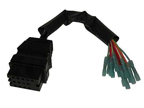 Sale!! 13-Pin Connector For Boss Snow Plows - Vehicle Side