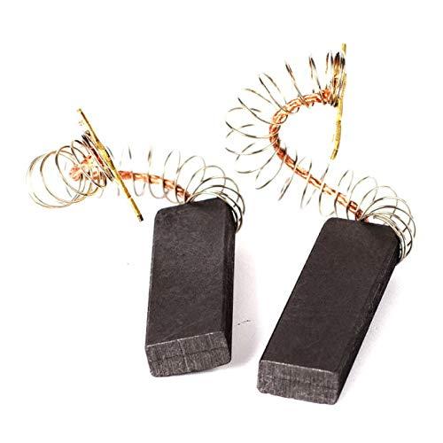 DREHFLEX - MK07-2 - Escobillas de carbón para motor compatibles con varias lavadoras Bosch/Siemens/Constructa Neff – Compatible con 00616505/616505