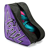 Xootz Roller Skate Carry Bag - Unisex Carry Case for Kids & Adults Quad Skates