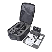 Hongyiは DJI MAVIC MINIケースドローン収納袋空中カメラバッグポータブル防水バックパックのためDJIアクセサリーを運ぶために キャリングケース