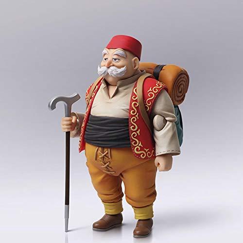 """Matilda Figurine Authentique Dragon Quest 11"""", Shi Wei Lao Luo, poupée de Haute qualité (2 pièces)"""