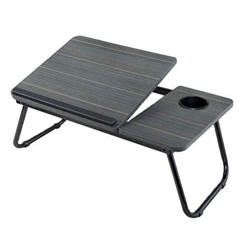Coffee Tables Japanese Window Sill Table desk Drawer Storage Bay Window Adjustable laptop stand Kang Table Bay Window Table (Color : Black, Size : 61 * 32 * 35cm)