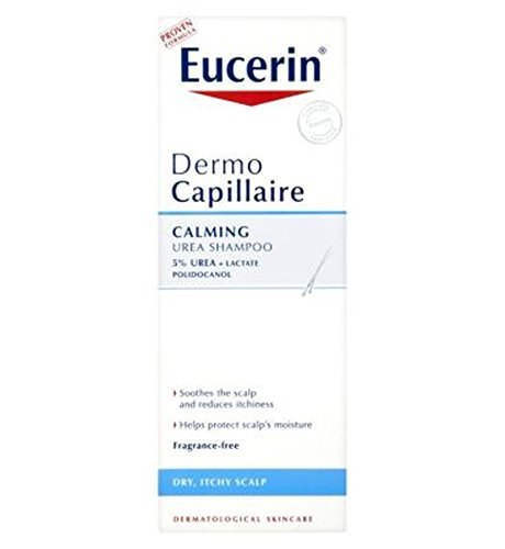Eucerin Calming Urea Shampoo 250Ml by Eucerin