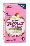アイクレオのバランスミルク 12.7g×10本入