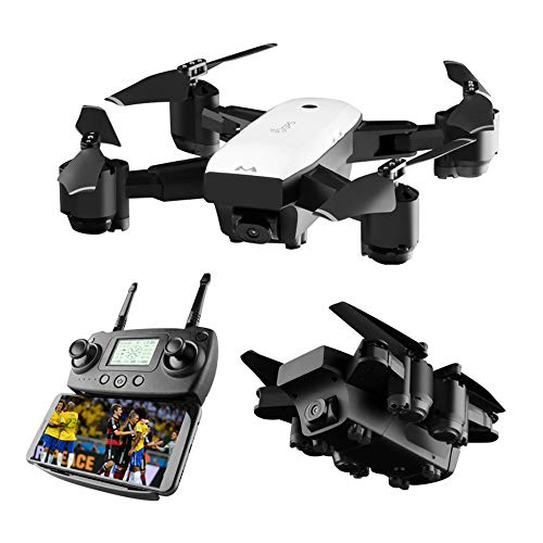 Koi mini-vouwing, 4-assige UAV GPS-positionering koploze afstandsbediening vliegtuig HD 1080P helikopter aangepaste route intelligente tracker en Round-Point-vlucht