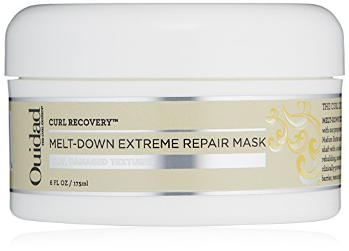 OUIDAD Curl Recovery Melt Down Extreme Repair Mask, 6 Fl Oz