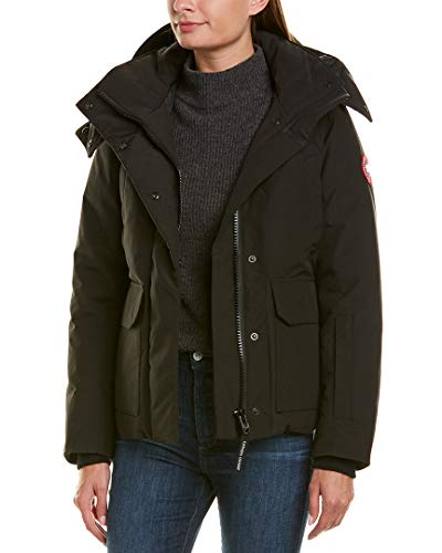 Canada Goose Women's Blakely Parka (Small, Black)