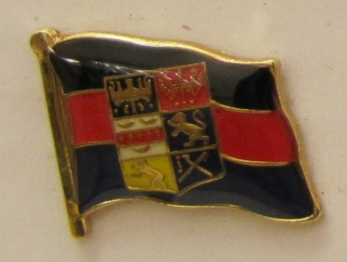 Pin Anstecker Flagge Fahne Ostfriesland Ost Friesland Flaggenpin Badge Button Flaggen Clip Anstecknadel