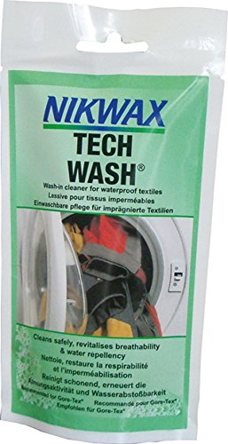 Nikwax Bekleidungswaschmittel Tech Wash, transparent, one size, 302350000