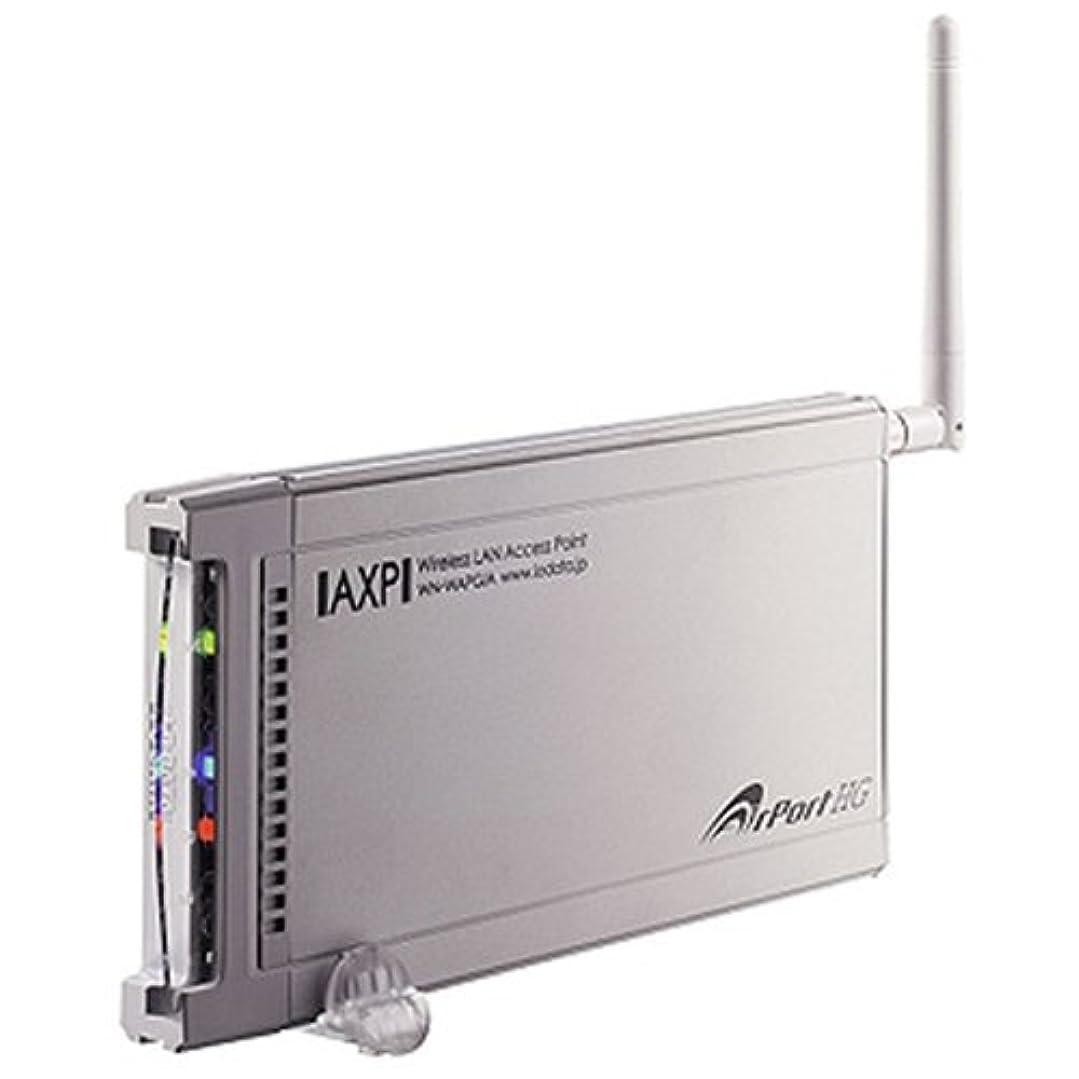 I-O DATA IEEE802.11a/g/b 同時対応 インテリジェントアクセスポイント WN-WAPG/A