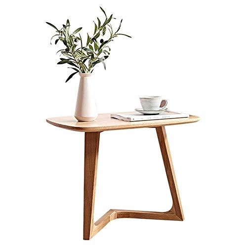 ShiSyan Table basse Z-Forme Canapé Table End Table TV Plateau Snack portable Bureau Moveable stand dans le salon for travail de bureau Écriture Ameublement Canapé Side End Table (Couleur: Beige, Taill