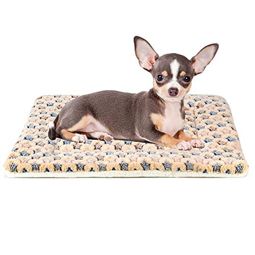 Ultra Soft Pet (Dog/Cat) Bed Mat with Cute...