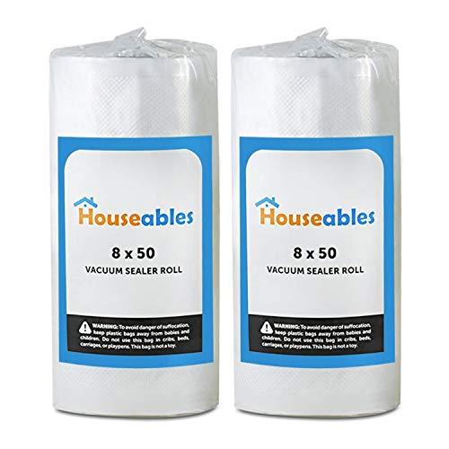 Vacuum Sealer Rolls, Sous Vide Bags