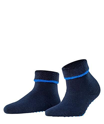 ESPRIT Damen Cosy Homepads 2 W HP Hausschuh-Socken, Blau (Dark Navy 6375), 39-42 (UK 5.5-8 Ι US 8-10.5)