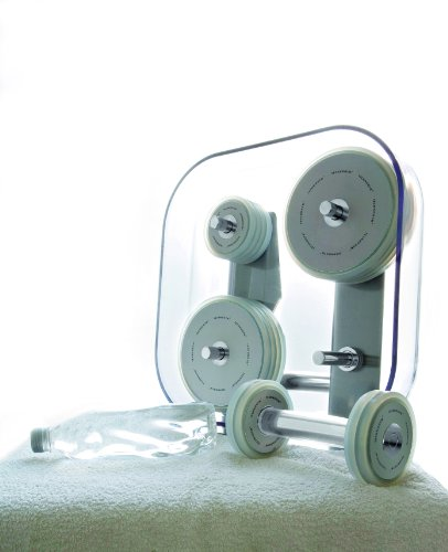 【TECHNOGYM】Wellness Rack ウェルネスラック 家庭用 ダンベル (両手最大 10kg ×2本 片手最大13kg) デザインラック付き TECHNOGYM WELLNESS RACK