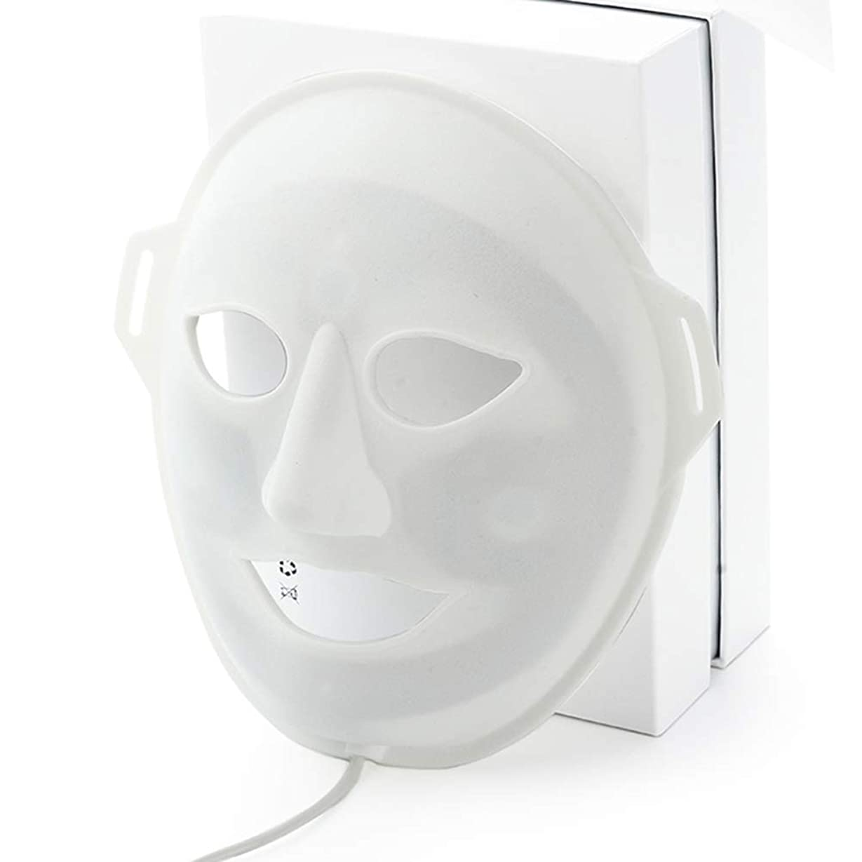 汚染勇気のある最小化する導かれたマスク、多機能の美の器械は顔の皮の再生のコラーゲンのマスクを白くすることにきびできます