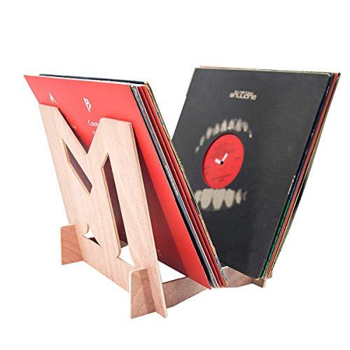 Soporte de almacenamiento para discos de vinilo