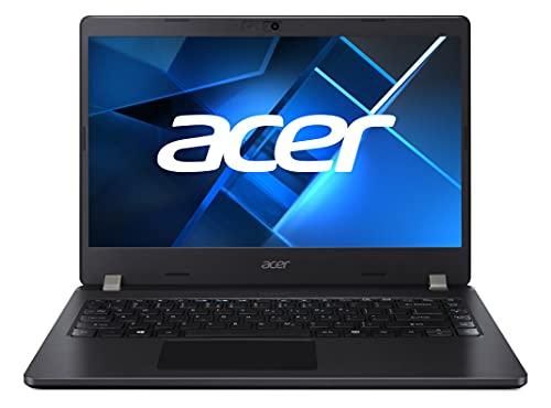 Acer Travelmate Intel i3-11th Gen 14-inch Display FHD(1920 x 1080)IPS Thin and Light Laptop (8GB Ram/1TB HDD/Window 10 Home/Intel UHD Graphics/Black/1.65 Kgs), TMP214-53