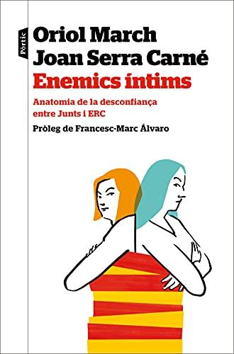 Enemics íntims: Anatomia de la desconfiança entre Junts i ERC (P.VISIONS) (Catalan Edition) PDF EPUB Gratis descargar completo