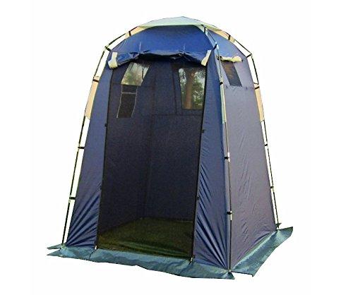 ALTIGASI Tenda CUCINOTTO CAMBUSA O Cabina Spiaggia Campeggio 150x150xh180/220 Peso 2,5 kg