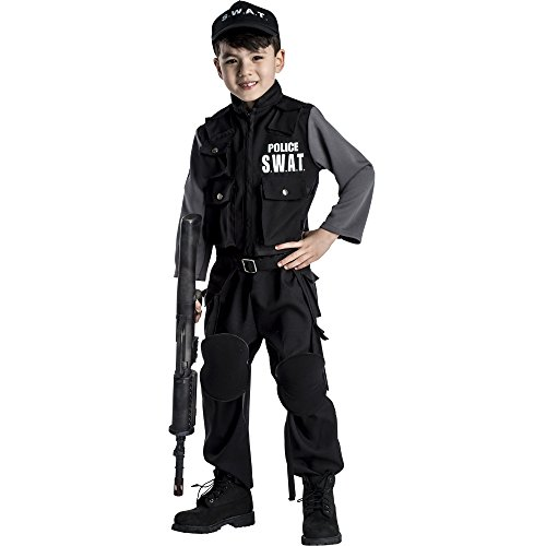 Dress Up America kinderjr. SWAT team kostuum