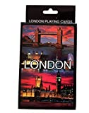 Paquete de Naipes en Caja London by Night, Recuerdo Coleccionable de Londres