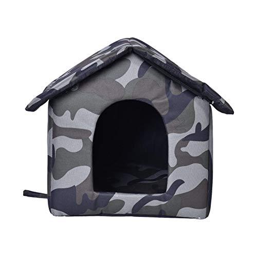 Wenhe Hundehöle, Bewegliches Hundehaus, Katzenhaus, Tierhaus Haustierprodukte Outdoor Wasserdicht Für Mittlere Hunde Cat