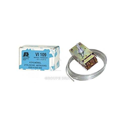 AIRLUX - thermostat varifix pour réfrigérateur COLDIS