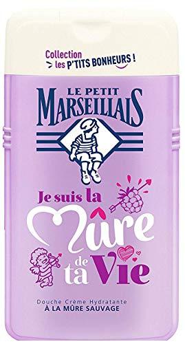 Le Petit Marseillais Douche Crème Bonheur Mure 250 ml