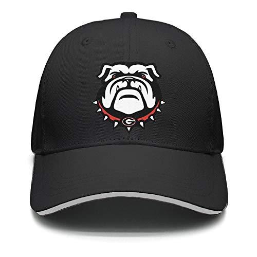 georgia bulldogs golf hat - 6