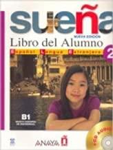 Suena 2. Libro del Alumno B1. Marco europeo de referencia + CD Audio (Spanish Edition)