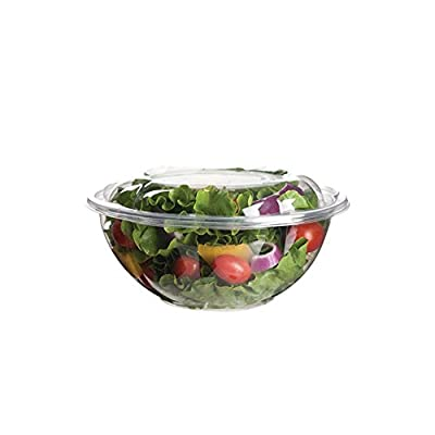 Eco-Products, Inc Clear salad bowls