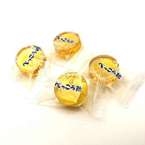 ロマンス製菓『塩べっこう飴』