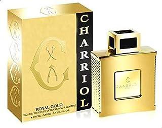 Royal Gold by Charriol Eau de Toilette Intense 100ml