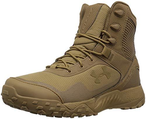 Under Armour W's UA Valsetz RTS 1.5, Zapatillas de Senderismo para Mujer, Marrón (Coyote Brown/Coyote Brown/Coyote Brown (200) 200), 36.5 EU