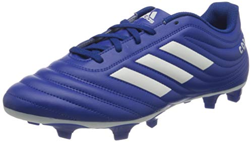 adidas Copa 20.4 FG, Zapatillas de fútbol Hombre, AZUREA/FTWBLA/AZUREA, 42 EU