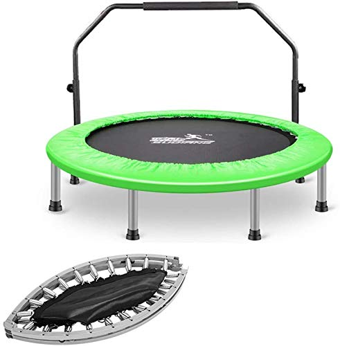Schommel Trampoline Afslanken Trampoline/volwassene Gym Trampoline/Home Indoor en Outdoor Bounce Bed/Weight Loss Trampoline Indoor Trampolines (Color : C)