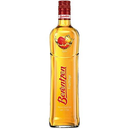 6 Flaschen Berentzen Apfel a 0,7L 18% Vol. Klarer + Apfel