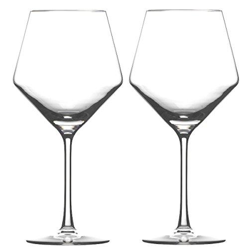 Schott Zwiesel Pure 23.4 Ounce Burgundy Glass, Set of 6