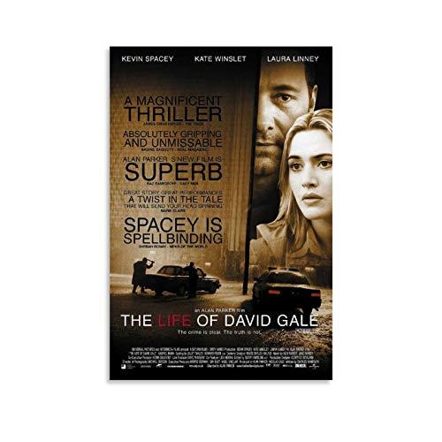 """Filmposter """"Das Leben von David Gale"""", 60 x 90 cm, 12 Stück"""