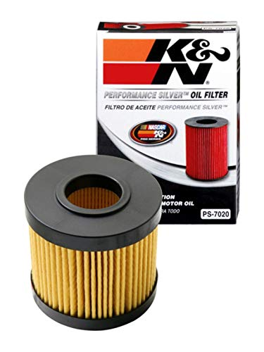 K&N Premium Oil Filter: Designed to Protect your Engine: Compatible with Select LEXUS/TOYOTA/LOTUS/SCION Vehicle Models (See Product Description for Full List of Compatible Vehicles), PS-7020