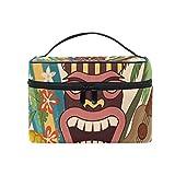 Bolsa de Maquillaje de Viaje con diseño Hawaiano